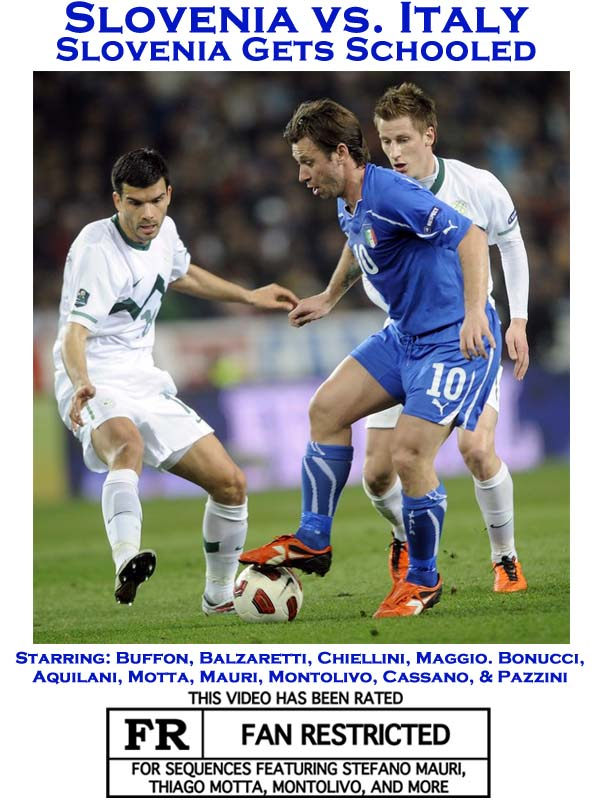 Slovenia v. Italy