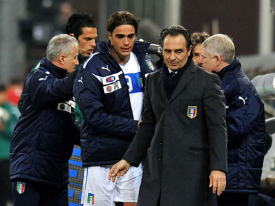 Prandelli and Matri