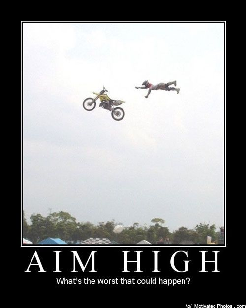 Aim High