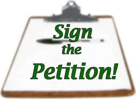 Signez les pétitions en ligne