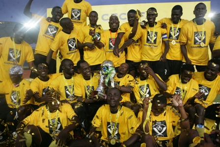 Uganda - 2011 CECAFA Champs