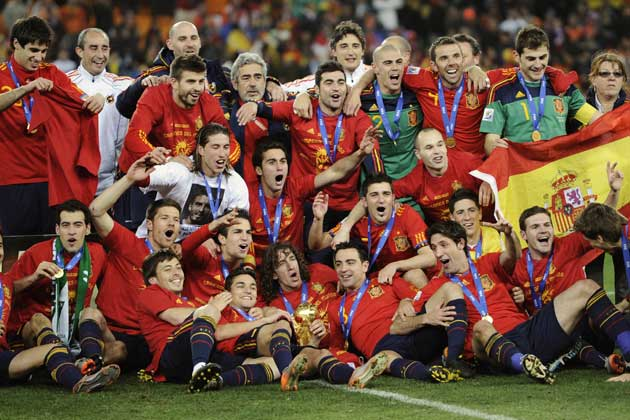 Spain Champs
