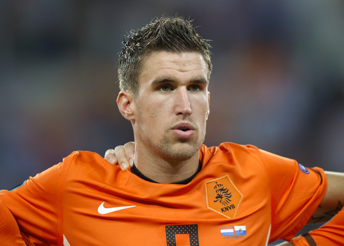 For the final time... Kevin Strootman wont talk to 101GG about joining Manchester United!