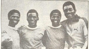 Green Eagles Odegbami
