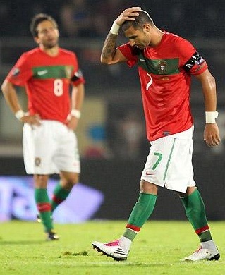 Quaresma in dispair