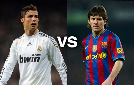 one of El Clasico! Club Updates! Our candidate, Cristiano Ronaldo