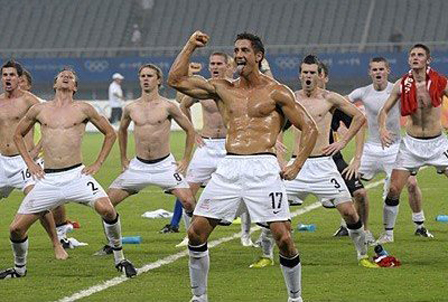 all-white-haka