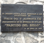 italy germany plaque