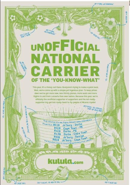 unofficial national carrier