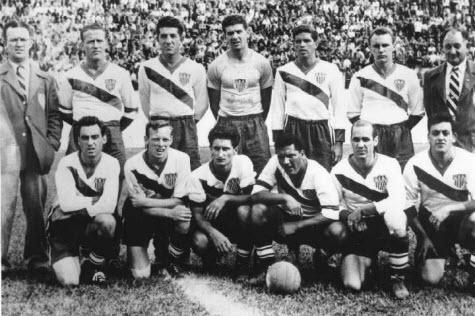 usa 1950 world cup squad