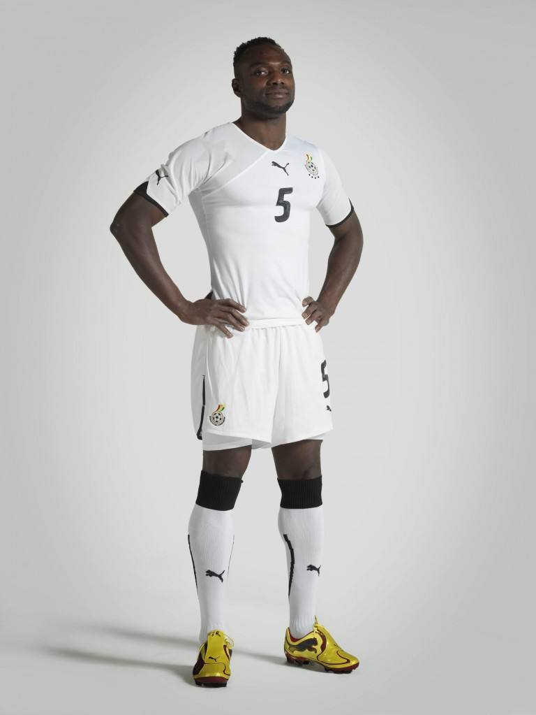 African Cup of Nations Competition! Win a Ghana shirt thanks to PUMA