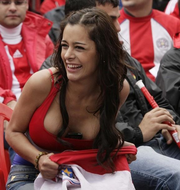 Larissa Riquelme Paraguay