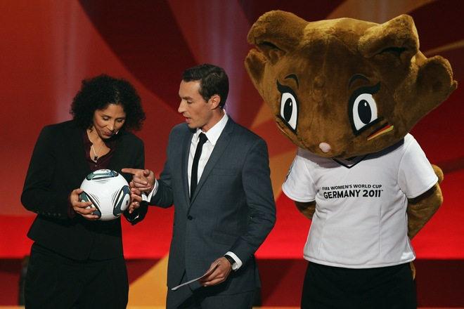 2011 Women's World Cup Draw | Brazil World Cup 2014