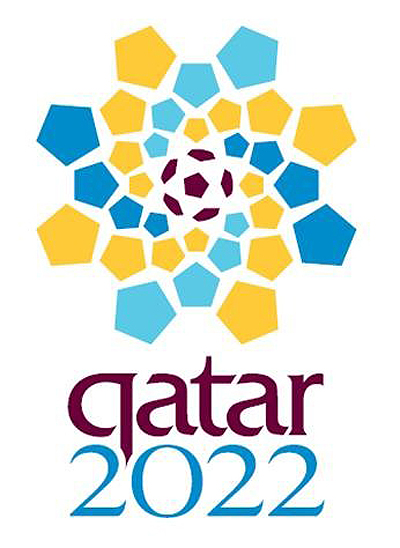 qatar-2022-worldcup-logo. When FIFA voted to hold the 2022 World Cup in