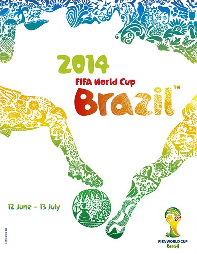 Brazil Soccer WCup Logo